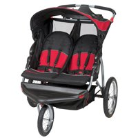 Baby Trend Expedition Swivel Double Jogging Stroller, Millennium