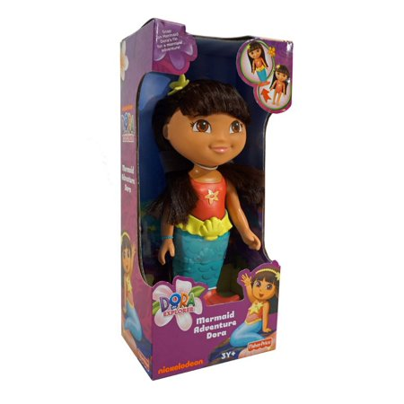 Fisher-Price Undersea Mermaid Dora The Explorer