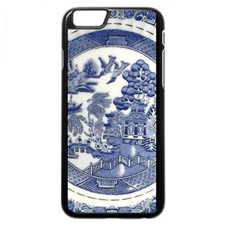 Cafe China - Blue Willow China iPhone 5 Case
