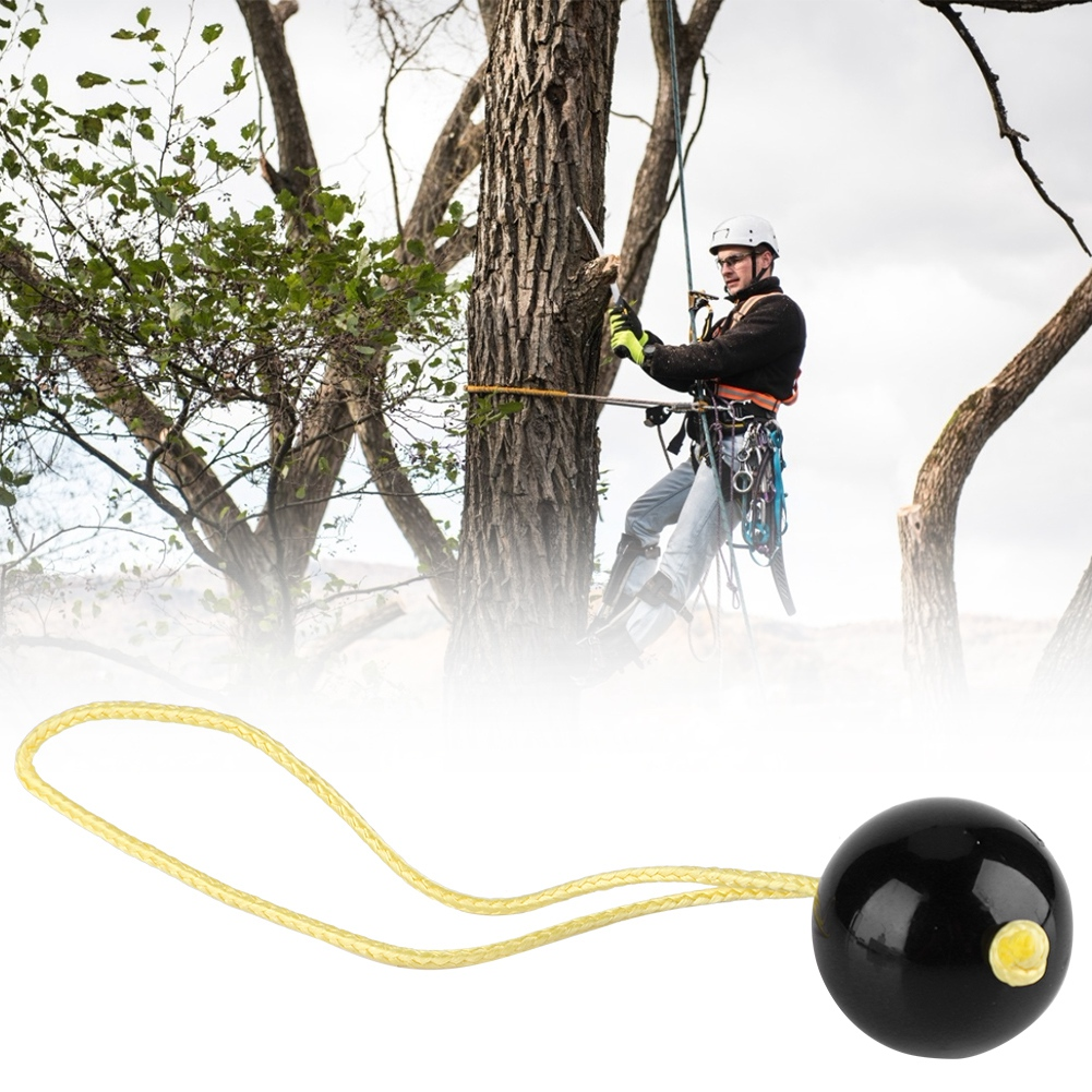 Tree Arborist 27mm Retriever Ball Rope Guide for Ring Style Friction Saver