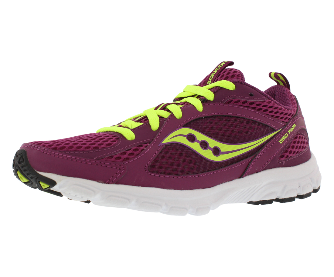Click here to buy Saucony Grid Fiya Running Women