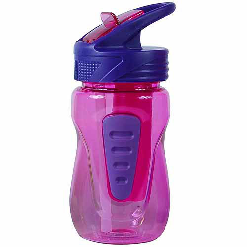 12-Ounce Quorra Bottle, Pink