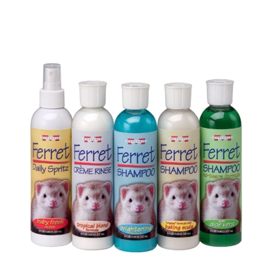 MARSHALL PET PRODUCTS FERRET ALOE VERA SHAMPOO 8 OZ