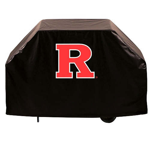 NCAA Grill Cover by Holland Bar Stool, 72'' - Rutgers