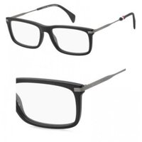 3537c7667c5 Product Image Eyeglasses Tommy Hilfiger Th 1538 0003 Matte Black