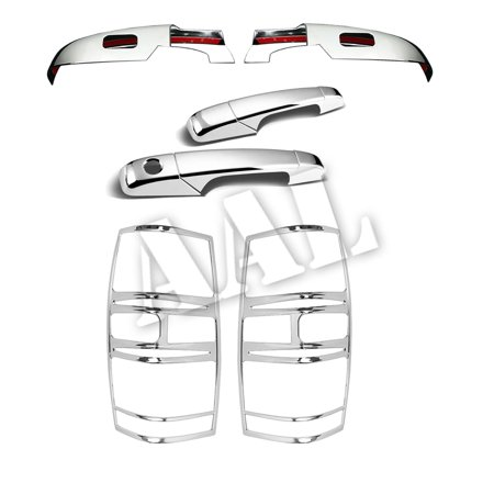 AAL Premium Chrome Cover Combo For CHEVY TAHOE 2007 2008