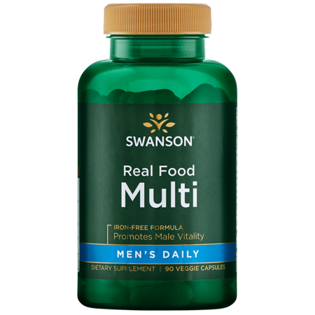 Swanson Real Food Multi Men