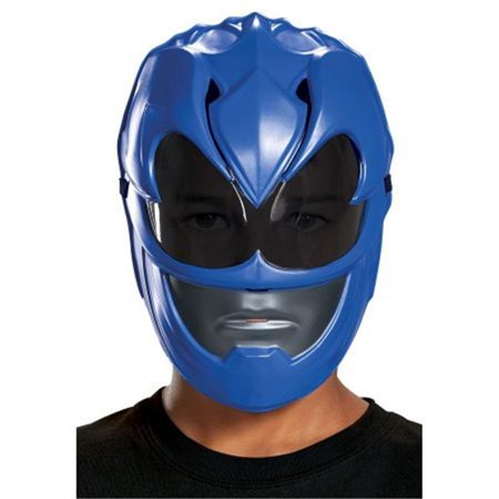 Blue Ranger 2017 Vacuum Child Mask - One Size (Halloween Nj 2017)