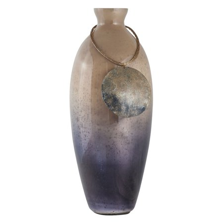 - Sterling Cuzco 16 in. Glass Table Vase