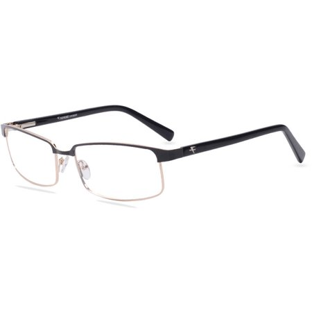 Fatheadz Eyewear Mens Prescription Glasses, Vito Black