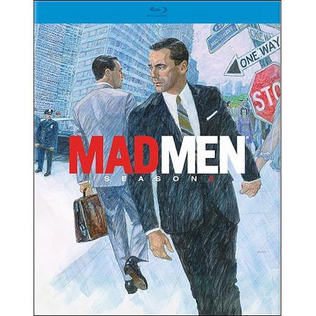 Mad Men  The Complete Sixth Season  Blu Ray   Widescreen