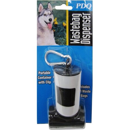 Pet Pickup Bag (Boss Pet Products PDQ Dog Waste Pick-up Bag Dispenser with Extra Roll)