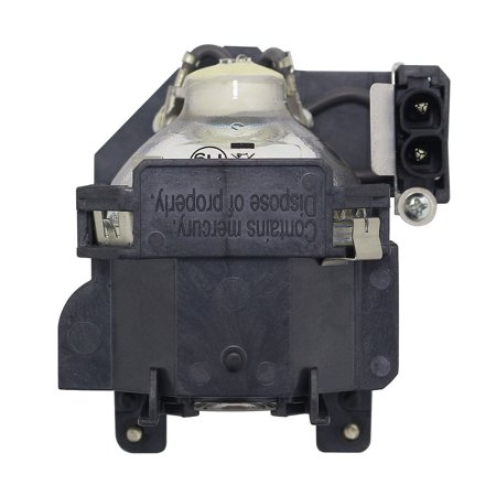 Original Osram Projector Lamp Replacement with Housing for Epson ELPLP38 - image 4 of 5