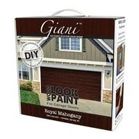Giani Wood Look Garage Door Paint Kit