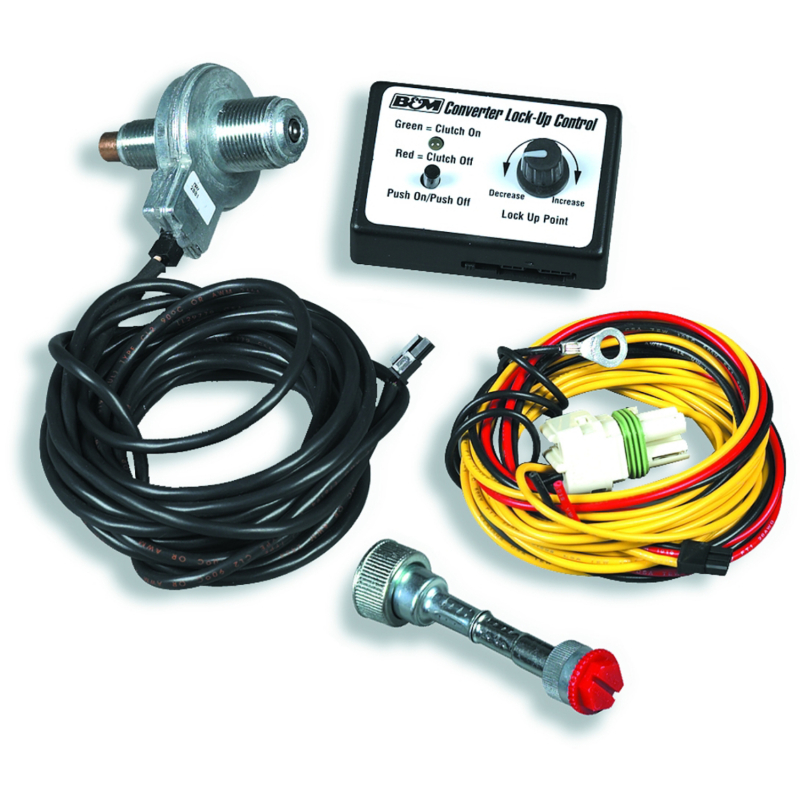 B&M - 70244 - Transmission Accessories, Converter Lockup Controller