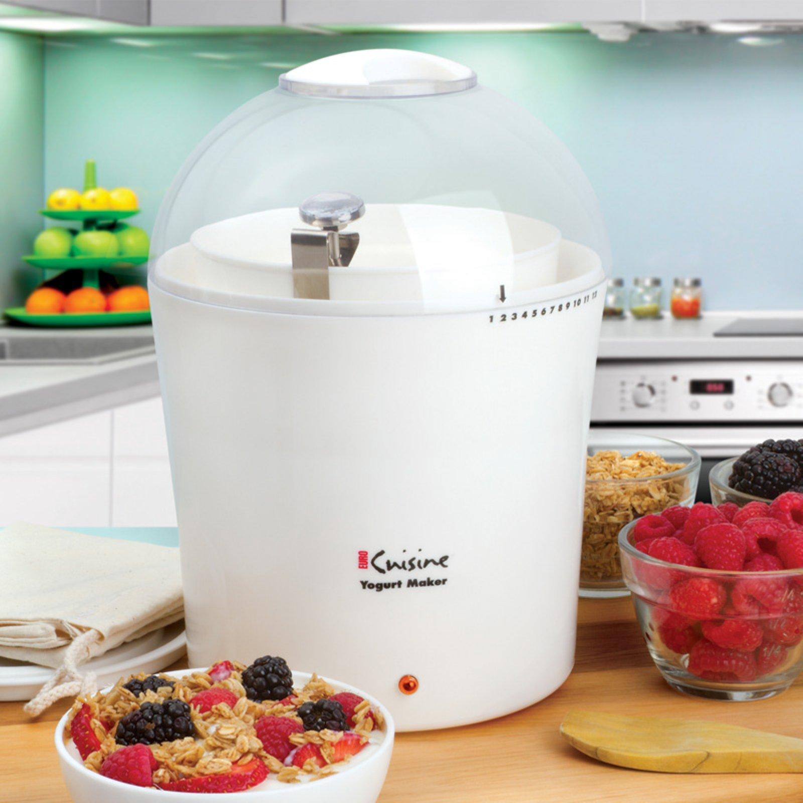 Euro Cuisine YM260 Yogurt Maker