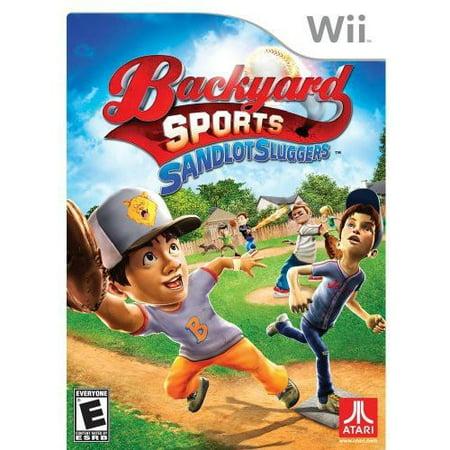 Backyard Sports Sandlot Sluggers - Walmart.com