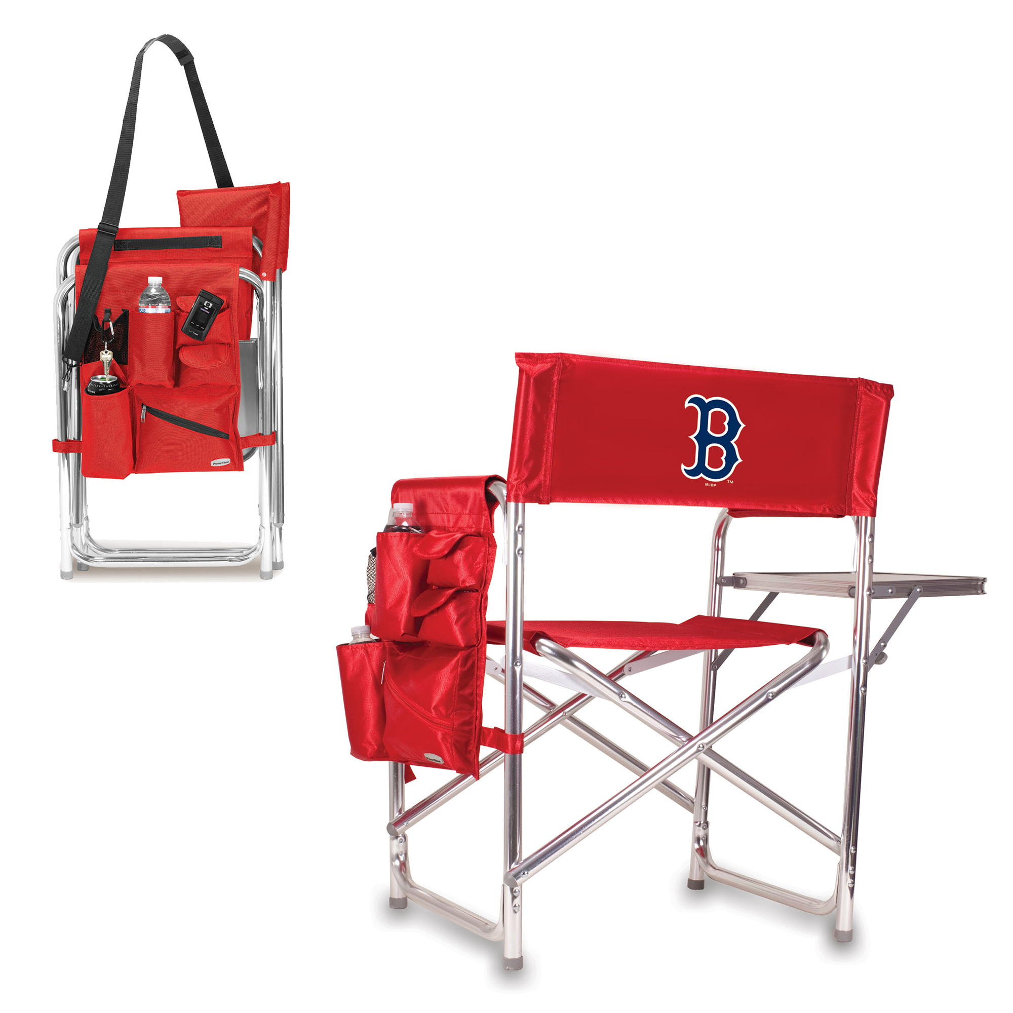 Boston Red Sox Sports Chair - Red - No Size