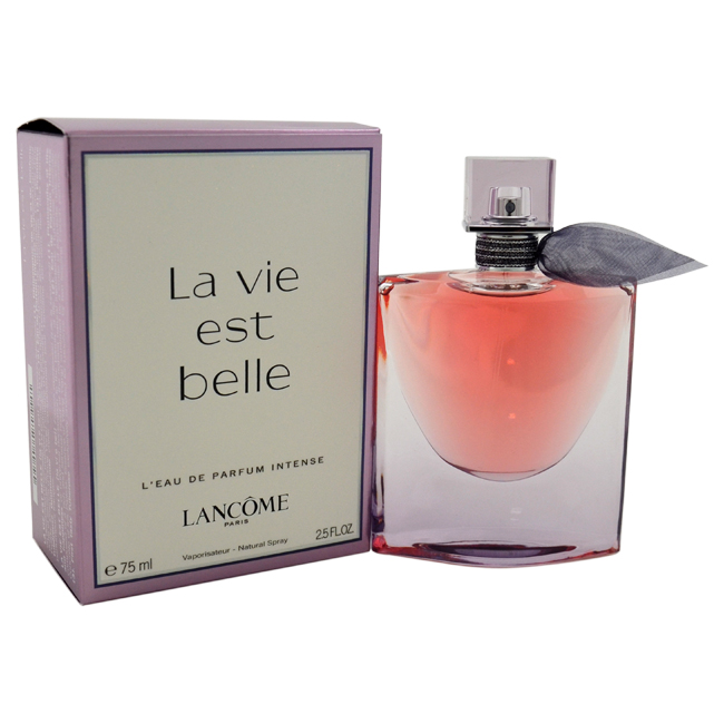 La Vie Est Belle by Lancome for Women - 2.5 oz L'Eau de Parfum Intense Spray
