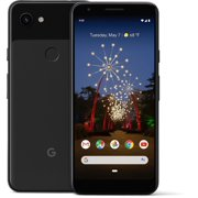 Google - Pixel 3a with 64GB Cell Phone (Unlocked) - Just Black (Refurbished)