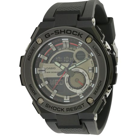G-Shock G-Steel Mens Watch GST210B-1ACR Change Time Casio G-shock Watch