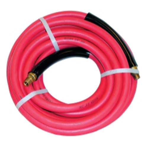 Mountain 91003995 25 ft. x 3/8 in. Rubber Hose