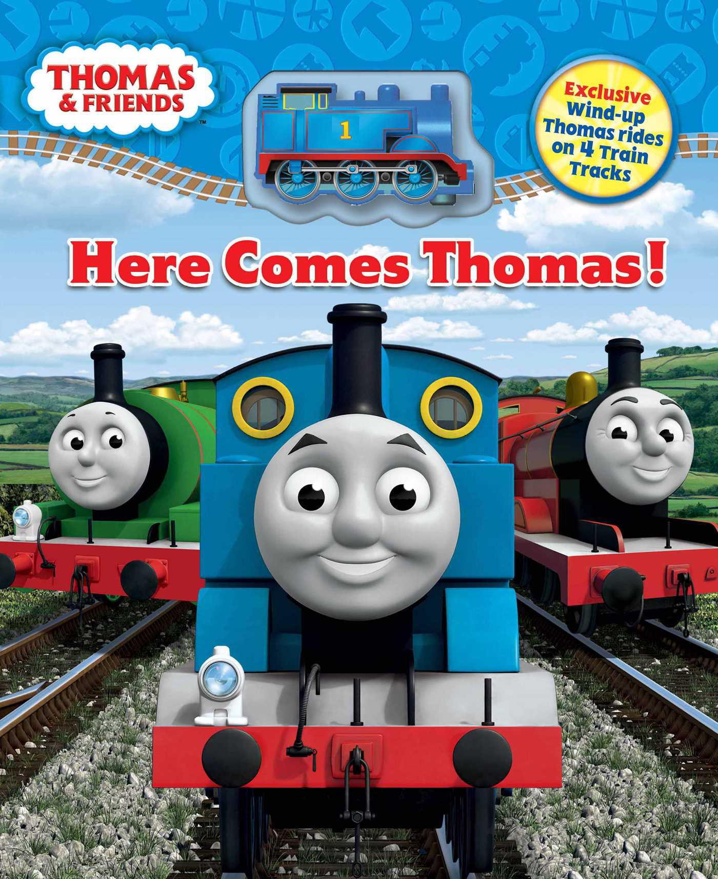 thomas friends here comes thomas walmart com