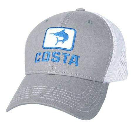 Costa - Costa Del Mar Marlin Stretch Trucker Hat Ball Cap c282c479a1d
