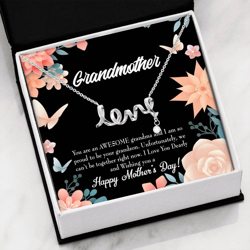 Express Your Love Gifts - Grandmother Jewelry Gift Mothers ...