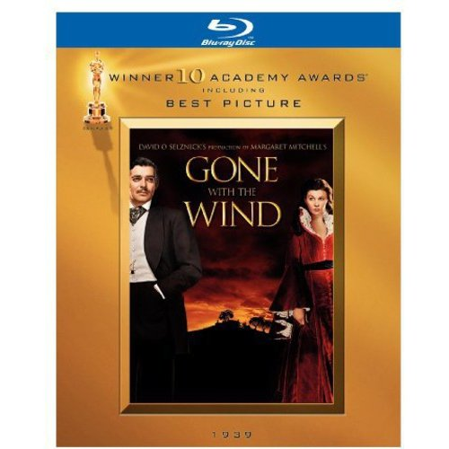 Gone With The Wind: 70th Anniversary Edition (Academy Awards O-Sleeve) (Blu-ray) (Full Frame)
