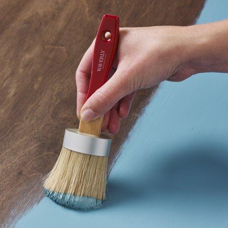 Waverly   Inspirations Brush for Matte Chalk Finish Acrylic Paint by Plaid