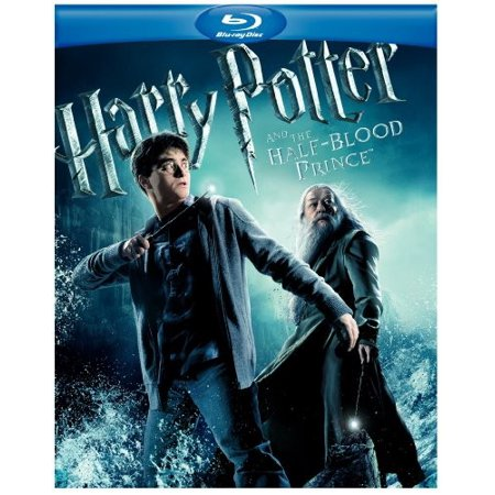 Harry Potter   Half Blood Prince  Blu Ray