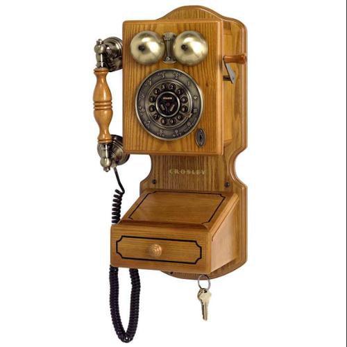 Crosley CR92 Country Wall Phone