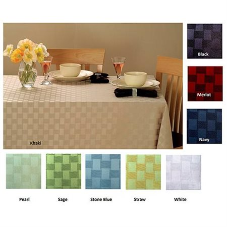 Reflections Microfiber Tablecloth (Microfiber Tablecloth)