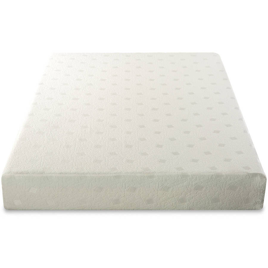 Spa Sensations 10 Memory Foam Comfort Mattress 841550083231 Ebay