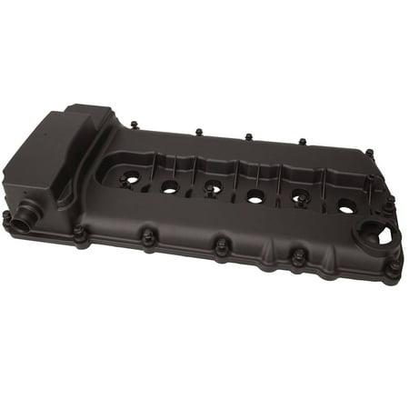 Bapmic 03H103429H Engine Valve Cover with Gasket Kit for Volkswagen Touareg Passat CC Audi Q7 3.6L