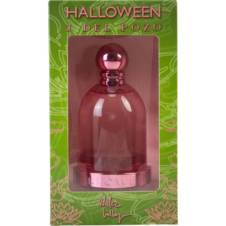 Women's Halloween Water Lily By Jesus Del Pozo