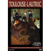Discovery of Art: Toulouse-Lautrec (DVD)