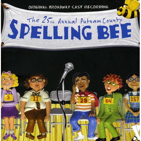 Broadway Cast - The 25th Annual Putnam County Spelling Bee [Original Broadway Cast Recording] [CD]