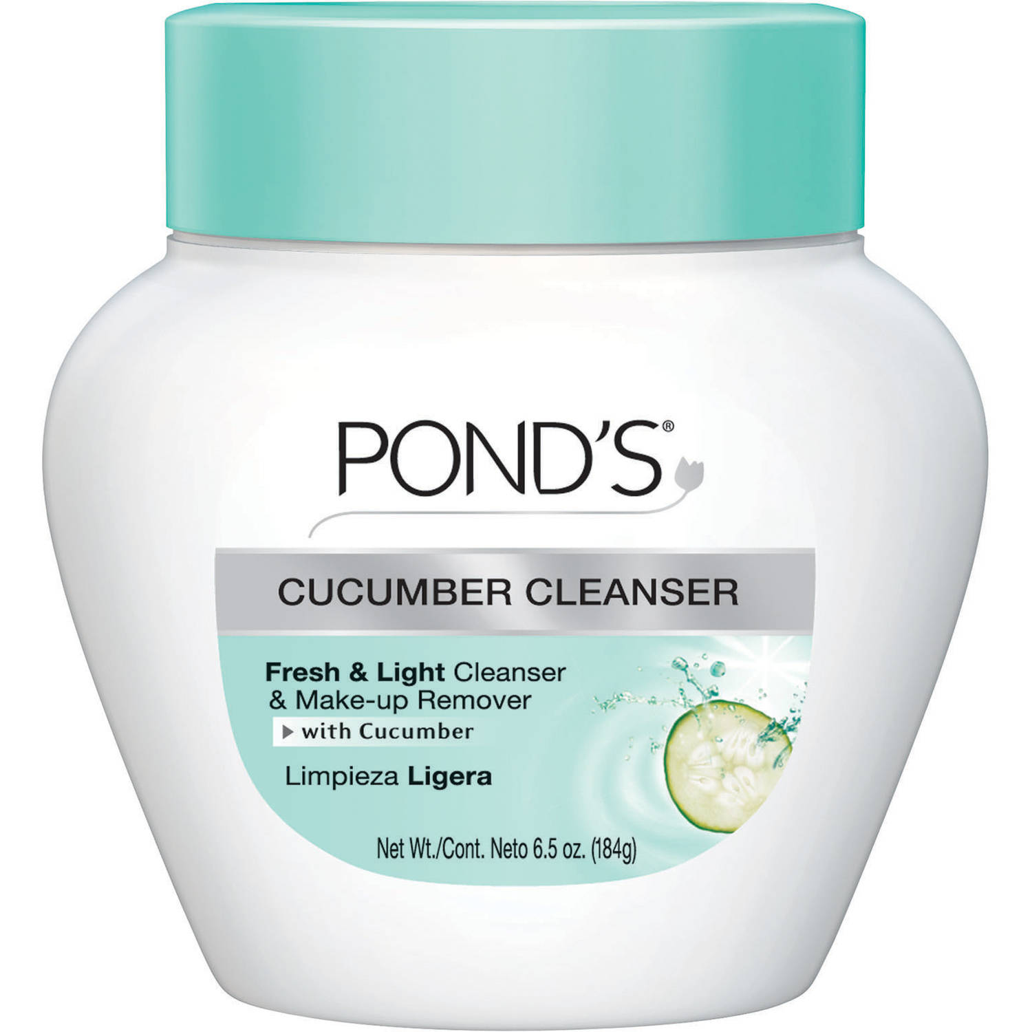 Pond's Cool Cucumber Classic Deep Cleanser & Make-Up Remover, 6.5 oz
