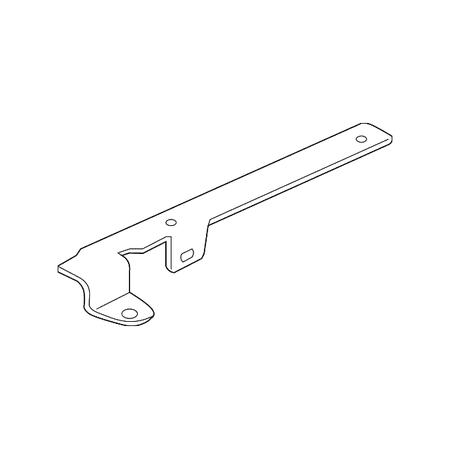 Power Steering Cooler (Genuine OE Ford Power Steering Cooler Bracket)