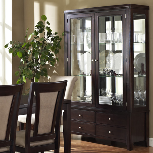 Steve Silver Furniture Wilson China Cabinet