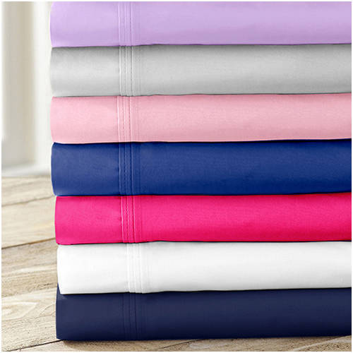 Better Homes and Gardens 265 Thread Count Drylon Pillow Case Set