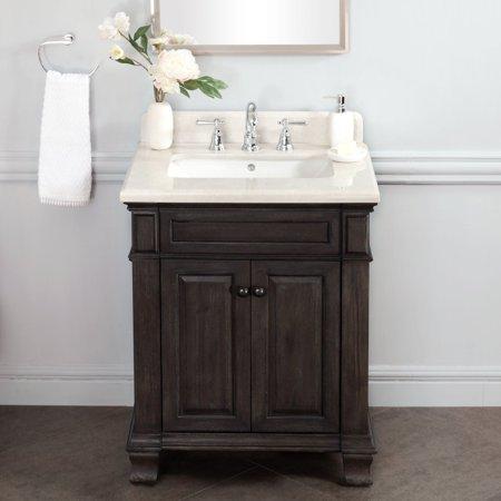 Lanza Wf6953 28 Kingsley 28 In Single Bathroom Vanity