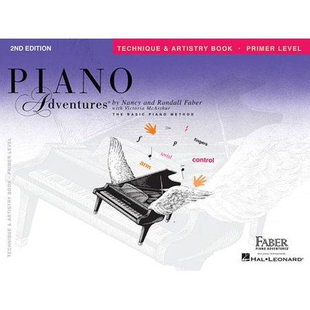 - Primer Level - Technique & Artistry Book : Piano Adventures