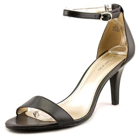 Bandolino Flat (Womens Bandolino Madia Ankle Strap Peep Toe Sandals -)