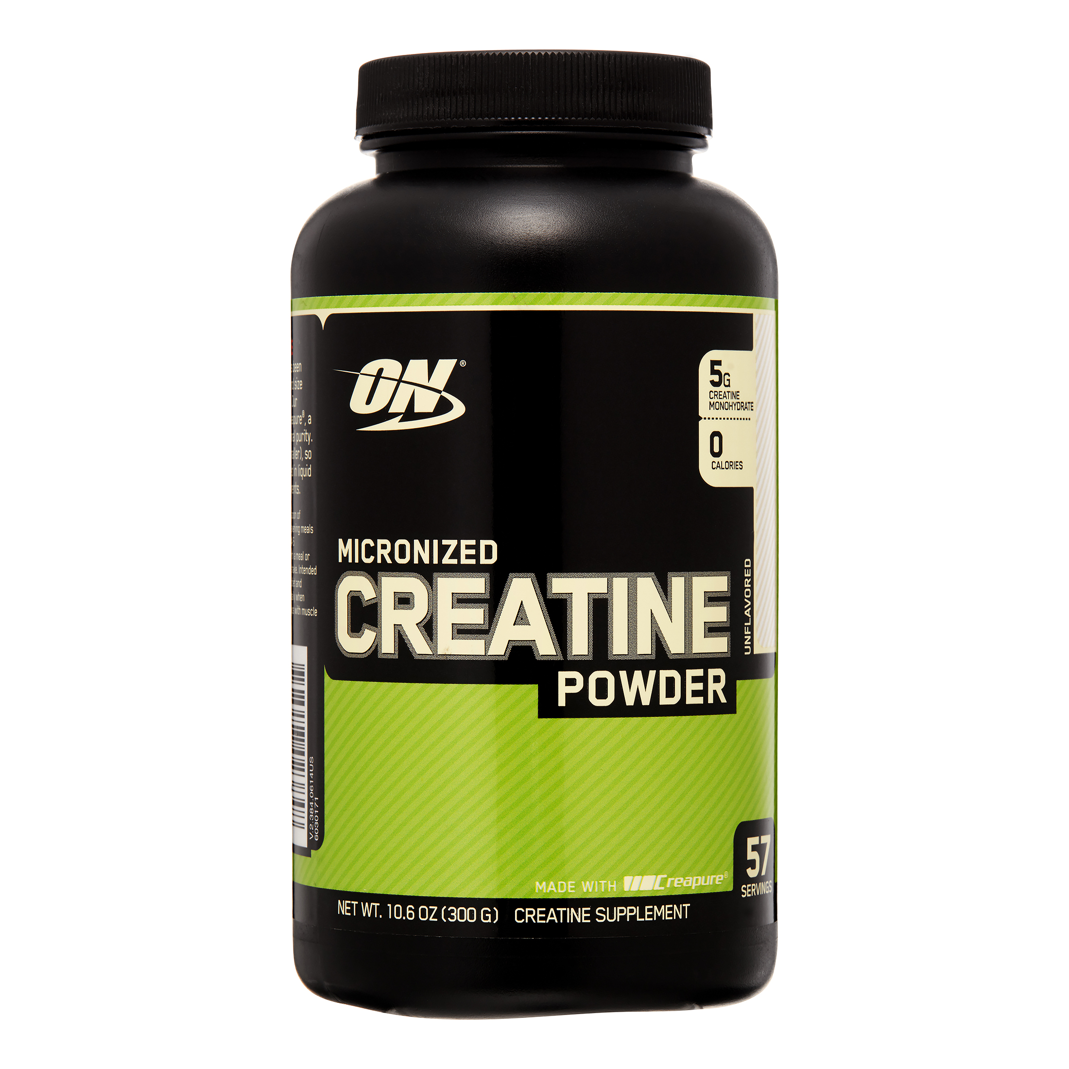 Optimum Nutrition Micronized Creatine Powder, 57 Servings