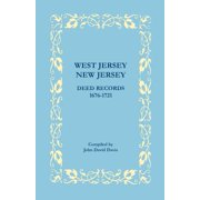 West Jersey, New Jersey Deed Records, 1676-1721