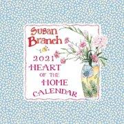 2021 Susan Branch (Heart of The Home) 12x12 inch Wall Calendar