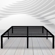 granrest 14 round corner edge durable steel bed frame with non slip structure - Wire Bed Frame
